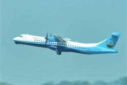 Hiro Satoさんが、ヤンゴン国際空港で撮影したマン・ヤダナルポン・エアラインズ ATR-72-600の航空フォト(飛行機 写真・画像)