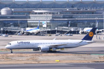 Jyunpei Ohyamaさんが、羽田空港で撮影したルフトハンザドイツ航空 A350-941の航空フォト(飛行機 写真・画像)