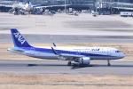 Jyunpei Ohyamaさんが、羽田空港で撮影した全日空 A320-214の航空フォト(飛行機 写真・画像)