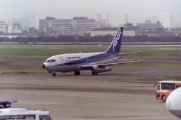 kumapapaさんが、羽田空港で撮影したエアーニッポン 737-281の航空フォト(飛行機 写真・画像)