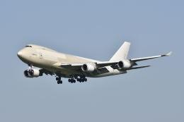 ポン太さんが、成田国際空港で撮影したアトラス航空 747-47UF/SCDの航空フォト(飛行機 写真・画像)