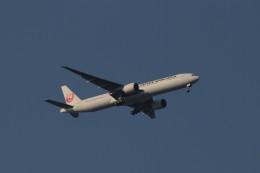 Nekoairlinesさんが、羽田空港 - Tokyo International Airport [HND/RJTT]で撮影した日本航空 777-346/ERの航空フォト(飛行機 写真・画像)