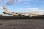 JRF spotterさんが、ダニエル・K・イノウエ国際空港で撮影したブルネイ政府 747-430の航空フォト(飛行機 写真・画像)