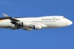 JRF spotterさんが、ダニエル・K・イノウエ国際空港で撮影したUPS航空 747-4R7F/SCDの航空フォト(飛行機 写真・画像)