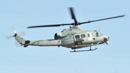 撮り撮り人さんが、岩国空港で撮影したアメリカ海兵隊 UH-1Yの航空フォト(飛行機 写真・画像)