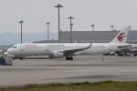 kuro2059さんが、関西国際空港で撮影した中国東方航空 A321-211の航空フォト(飛行機 写真・画像)