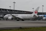 kuro2059さんが、関西国際空港で撮影した日本航空 787-8 Dreamlinerの航空フォト(飛行機 写真・画像)