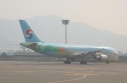 しかばねさんが、金浦国際空港で撮影した大韓航空 A300B4-622Rの航空フォト(飛行機 写真・画像)