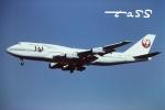 tassさんが、成田国際空港で撮影した日本航空 747-346の航空フォト(飛行機 写真・画像)