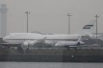 TAKA-Kさんが、羽田空港で撮影したドバイ・ロイヤル・エア・ウィング 747-422の航空フォト(飛行機 写真・画像)
