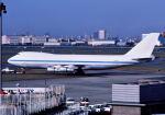 パール大山さんが、羽田空港で撮影した日本航空 747-221F/SCDの航空フォト(飛行機 写真・画像)
