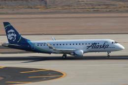 キャスバルさんが、フェニックス・スカイハーバー国際空港で撮影したホライゾン航空 CL-600-2C10 Regional Jet CRJ-700の航空フォト(飛行機 写真・画像)