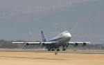 asuto_fさんが、熊本空港で撮影した全日空 747-481(D)の航空フォト(飛行機 写真・画像)