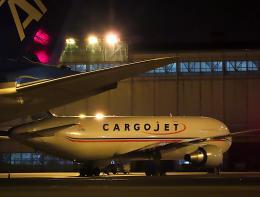Sorakara_gonさんが、成田国際空港で撮影したカーゴジェット・エアウェイズ 767-39H/ER(BDSF)の航空フォト(飛行機 写真・画像)