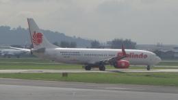 AE31Xさんが、ペナン国際空港で撮影したマリンド・エア 737-9GP/ERの航空フォト(飛行機 写真・画像)