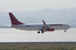 kuro2059さんが、関西国際空港で撮影したイースター航空 737-8FZの航空フォト(飛行機 写真・画像)