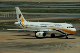 SFJ_capさんが、福岡空港で撮影したミャンマー国際航空 A320-231の航空フォト(飛行機 写真・画像)