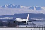 パンダさんが、旭川空港で撮影した日本航空 767-346の航空フォト(飛行機 写真・画像)