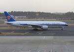 ふじいあきらさんが、成田国際空港で撮影した中国南方航空 777-21B/ERの航空フォト(飛行機 写真・画像)