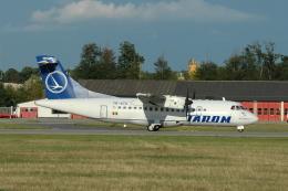 F沢さんが、フランクフルト国際空港で撮影したタロム航空 ATR-42-500の航空フォト(飛行機 写真・画像)