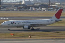 ☆ゆっきー☆さんが、羽田空港で撮影した日本航空 A300B4-622Rの航空フォト(飛行機 写真・画像)