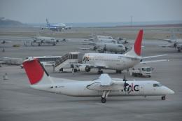 double_licenseさんが、那覇空港で撮影した琉球エアーコミューター DHC-8-314 Dash 8の航空フォト(飛行機 写真・画像)