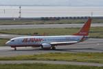 kuro2059さんが、関西国際空港で撮影したチェジュ航空 737-8ASの航空フォト(飛行機 写真・画像)