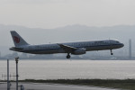 kuro2059さんが、関西国際空港で撮影した中国国際航空 A321-232の航空フォト(飛行機 写真・画像)