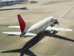Mame @ TYOさんが、那覇空港で撮影したJALエクスプレス 737-446の航空フォト(飛行機 写真・画像)