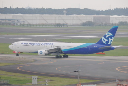 LEGACY-747さんが、成田国際空港で撮影したアジア・アトランティック・エアラインズ 767-322/ERの航空フォト(飛行機 写真・画像)