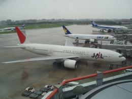 Noyu30さんが、福岡空港で撮影した日本航空 777-289の航空フォト(飛行機 写真・画像)