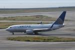 kuro2059さんが、関西国際空港で撮影したユナイテッド航空 737-724の航空フォト(飛行機 写真・画像)
