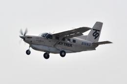 撮り撮り人さんが、岡山空港で撮影したクエスト・エアクラフト・カンパニー Kodiak 100の航空フォト(飛行機 写真・画像)