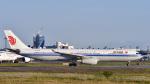 パンダさんが、成田国際空港で撮影した中国国際航空 A330-343Xの航空フォト(飛行機 写真・画像)