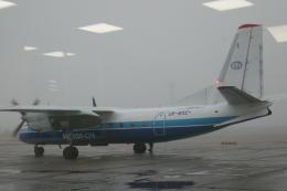 TUILANYAKSUさんが、ザポリージャ国際空港で撮影したモーター・シッチ・エアラインズ An-24の航空フォト(飛行機 写真・画像)