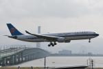 kuro2059さんが、関西国際空港で撮影した中国南方航空 A330-323Xの航空フォト(飛行機 写真・画像)