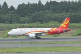 さんろくさんが、成田国際空港で撮影した香港航空 A320-214の航空フォト(飛行機 写真・画像)