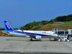 ナナオさんが、石見空港で撮影した全日空 A320-271Nの航空フォト(飛行機 写真・画像)