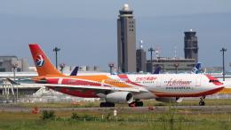 redbull_23さんが、成田国際空港で撮影した中国東方航空 A330-343Xの航空フォト(飛行機 写真・画像)
