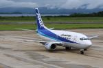 kinsanさんが、長崎空港で撮影したエアーニッポン 737-5L9の航空フォト(飛行機 写真・画像)
