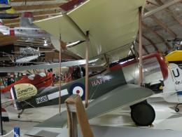Smyth Newmanさんが、カナディアンミュージアムオブフライトで撮影したカナダ企業所有の航空フォト(飛行機 写真・画像)