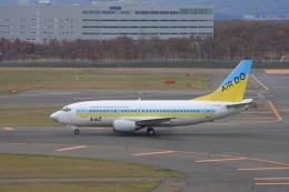 ゆう.さんが、新千歳空港で撮影したAIR DO 737-54Kの航空フォト(飛行機 写真・画像)