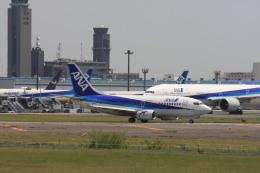 ゆう.さんが、成田国際空港で撮影したエアーネクスト 737-5Y0の航空フォト(飛行機 写真・画像)