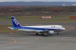 ゆう.さんが、新千歳空港で撮影した全日空 A320-211の航空フォト(飛行機 写真・画像)