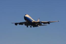 ゆう.さんが、成田国際空港で撮影したユナイテッド航空 747-422の航空フォト(飛行機 写真・画像)