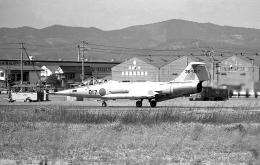 masahiさんが、浜松基地で撮影した航空自衛隊 F-104DJ Starfighterの航空フォト(飛行機 写真・画像)