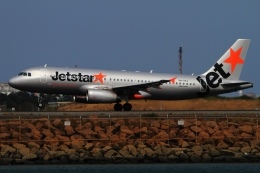 航空フォト:VH-VFJ ジェットスター A320