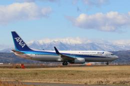 やまけんさんが、仙台空港で撮影した全日空 737-881の航空フォト(飛行機 写真・画像)