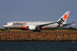 twining07さんが、シドニー国際空港で撮影したジェットスター 787-8 Dreamlinerの航空フォト(飛行機 写真・画像)
