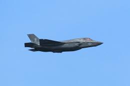 maverickさんが、岩国空港で撮影したアメリカ海兵隊 F-35B Lightning IIの航空フォト(飛行機 写真・画像)